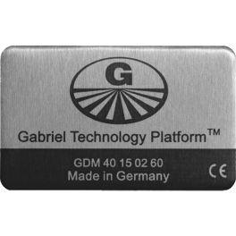 Gabriel-Chip Universel gris pour Cellular + Wifi