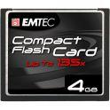 Emtec Compact Flash High Speed 4GB 4Go CompactFlash mémoire flash