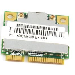 carte wifi toshiba satellite c660