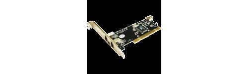 Carte PCI IEE1394 - Firewire