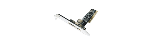 Carte USB PCI